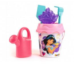 Smoby Wiaderko z akcesoriami 16cm Disney Princess (3032168620902)
