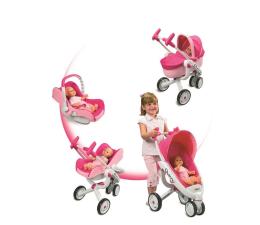 Smoby Wózek dla lalek 5w1 Maxi Cosi & Quinny (550389)