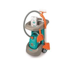 Smoby Wózek do sprzątania z odkurzaczem Rowenta (3032163303060)