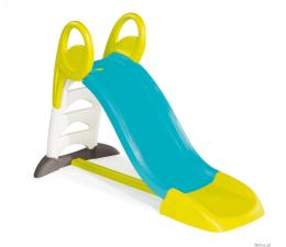 Smoby Zjeżdżalnia My Slide 150 cm z funkcją wodną (3032163102694)