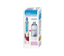 SodaStream Zestaw Cylinder (CO2) + butelka (Zestaw Cylinder (CO2) + butelka)