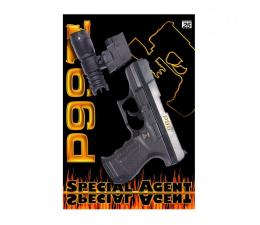 Sohni-Wicke Agent Specjalny P99 + latarka, 25 strzałów (0474)