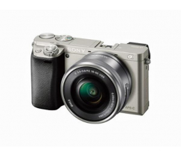 Sony A6000 + 16-50mm srebrny (ILCE6000LS.CEC)