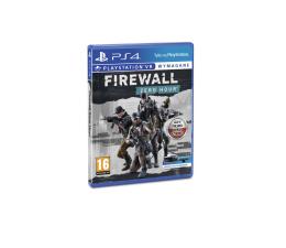 Sony Firewall: Zero Hour (0711719392873  )