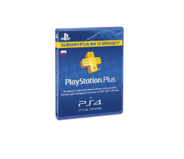 Sony Karta Playstation Plus 365 dni (711719243991)