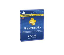 Sony Karta Playstation Plus 90 dni (9235644 / 9812340)