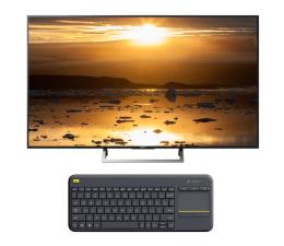 Sony KD-43XE7005 + KLAWIATURA (KD43XE7005BAEP)