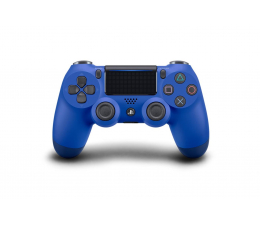 Sony Kontroler Playstation 4 DualShock 4 Wave Blue V2 (711719893950)