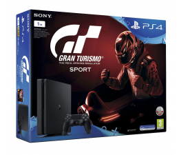 Sony PlayStation 4 1TB Slim + Gran Turismo Sport (711719907169)