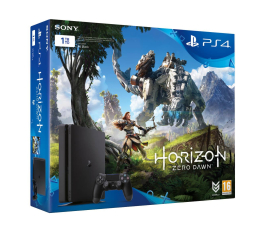 Sony PlayStation 4 1TB Slim + Horizon Zero Dawn (D Chassis)