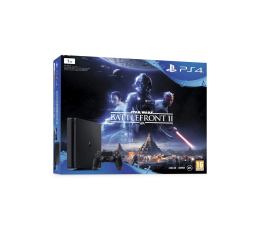 Sony PlayStation 4 1TB Slim + SW Battlefront II (711719964865)