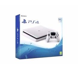 Sony PlayStation 4 500GB SLIM Biała (D Chasis)