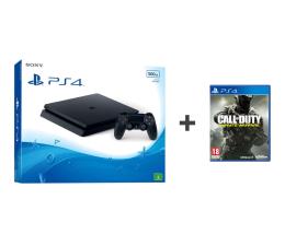 Sony PlayStation 4 500GB SLIM + CoD INFINITE WARFARE (D Chassis)