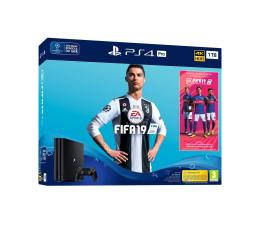 Sony Playstation 4 PRO 1TB + FIFA 19 (711719745211 / 711719764618)