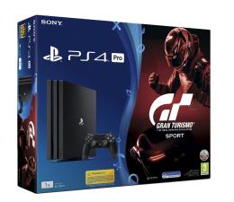 Sony Playstation 4 PRO 1TB + Gran Turismo Sport (711719905868)