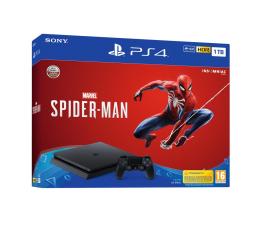 Sony Playstation 4 Slim 1TB + Spider-Man (711719734116)