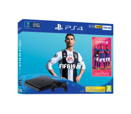 Sony Playstation 4 Slim 500GB + FIFA 19 (711719743712)