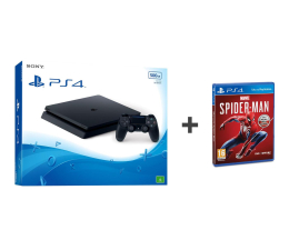 Sony Playstation 4 Slim 500GB + Spider-Man
