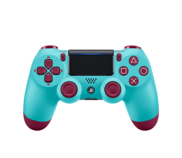 Sony PS4 Dualshock 4 Berry Blue V2 (711719718611)
