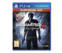 Sony UNCHARTED 4: KRES ZŁODZIEJA  - PS4 HITS (711719409670)