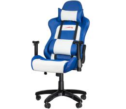 SpeedLink REGGER Gaming Chair (Niebiesko-Biały)  (SL-660000-BE)