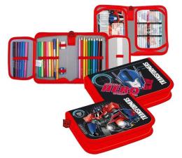 Starpak Piórnik z wyposażeniem Transformers (348726)