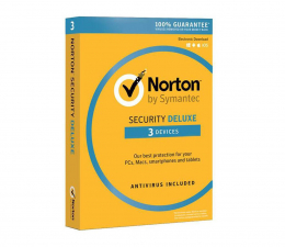 Symantec Norton Security Deluxe 3st. (12m.) (21357598)