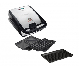 Tefal Snack Collection + Panini/Grill (SW852D12 + XA800312)