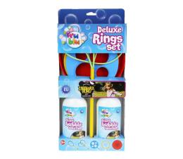 TM Toys Bańki Fru Blu Zestaw Deluxe + 2 x 0,5l płynu (DKF8212)