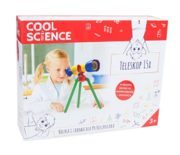 TM Toys Cool Science Teleskop 15x (DKN4005)