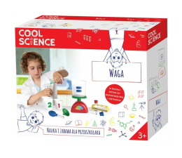 TM Toys Cool Science Waga laboratoryjna  (DKN4002)