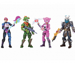 TM Toys FORTNITE Figurki 4 PAK (FNT0019)