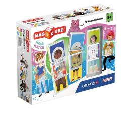 TM Toys MagiCube - MixMatch 9 szt (GEO124)
