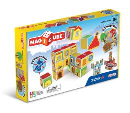 TM Toys MagiCube Zestaw Zamki i Domki (GEO144)