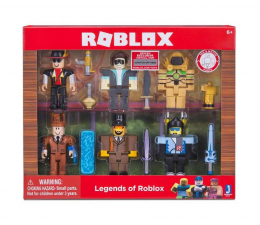 TM Toys ROBLOX 6 figurek legendy ROBLOX (RBL10731)