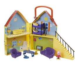 TM Toys Świnka Peppa - Domek z akcesoriami i figurką (PEP05138)