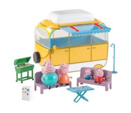 TM Toys Świnka Peppa Kamper + 4 figurki (05332)