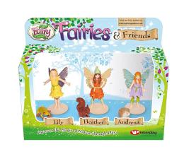 TOMY My Fairy Garden Wróżki i przyjaciele (5026175720036 - E72783 )