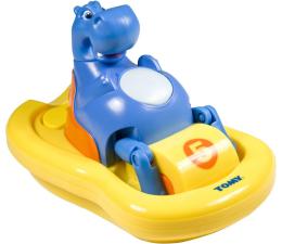 TOMY Toomies Pływający hipopotam śpiewak (E2161)