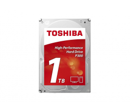 Toshiba 1TB 7200obr. 64MB P300 OEM (HDWD110UZSVA)