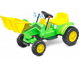 Toyz Bulldozer zielony (TOYZ-7003)