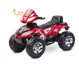 Toyz Quad Cuatro Red (5902021527274)