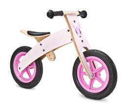 Toyz Rowerek Biegowy Woody Pink (5903076300980)