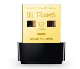 TP-Link Archer T2U Nano (600Mb/s a/b/g/n/ac) DualBand (Archer T2U Nano)