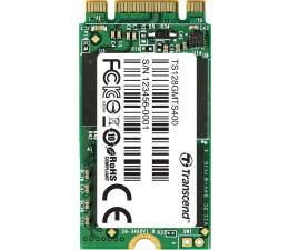 Transcend 128GB M.2 SATA SSD MTS400 (TS128GMTS400)