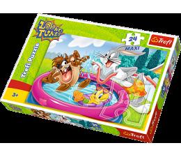 Trefl 24 Maxi - Kąpiel w ogrodzie (14238 )