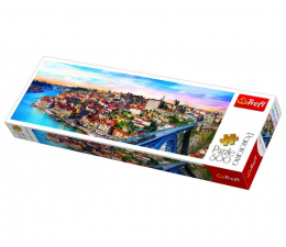 Trefl 500 el Panorama Porto Portugalia (29502)