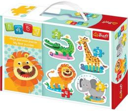 Trefl Baby Classic Safari (36054)