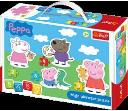 Trefl Baby Classic Świnka Peppa (36061)