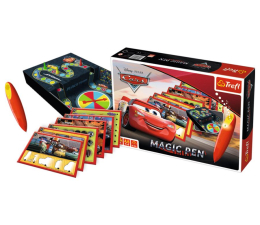 Trefl Disney Magic Pen Auta gra (1604)